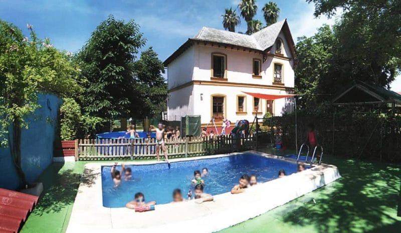 Campus de verano en la granja escuela La Buhardilla