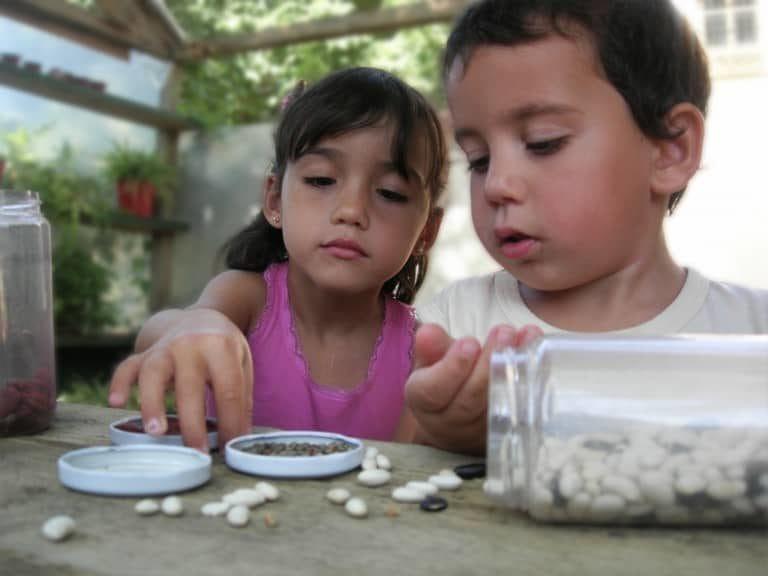 Talleres educativos en la granja escuela La buhardilla