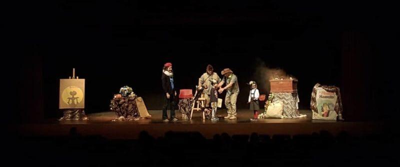 teatro de la casa inglesa en la granja escuela