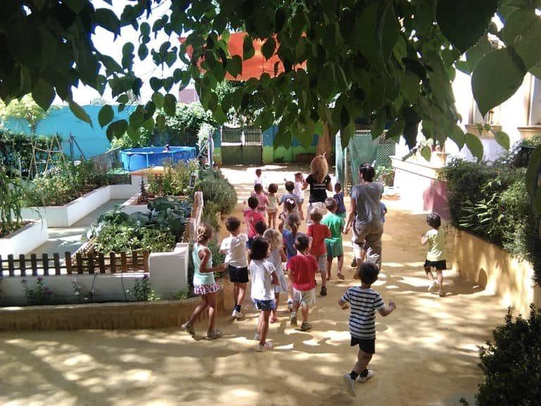 periodos vacacionales en la granja escuela La Buhardilla